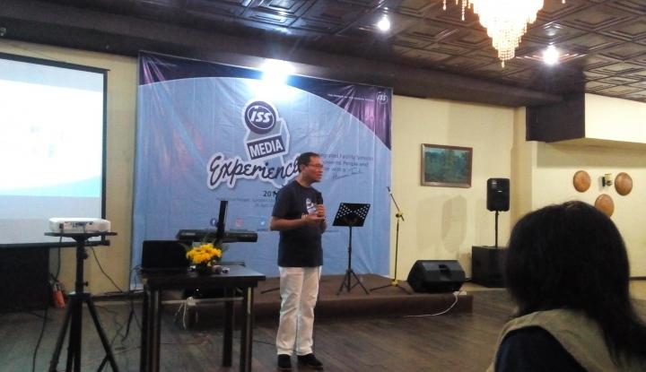 Foto Berita ISS: Bisnis Katering di Jakarta Makin Prospektif