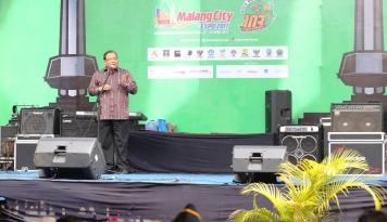 Foto Menkop: Koperasi, UKM, IKM Diberikan Media Pemerataan Seperti Expo dan Pameran