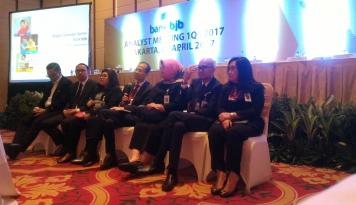 Foto Maret 2017, BJB Syariah Sumbang Keuntungan Rp1,9 Miliar