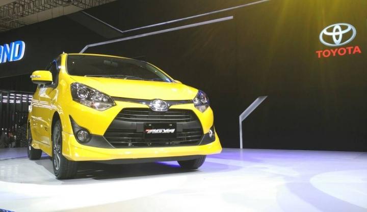 Foto Berita Beli Mobil Toyota Apapun di IIMS Bisa Dapat New Alphard, Mau?
