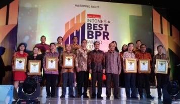 Foto Inilah Peraih Best BPR Award 2017