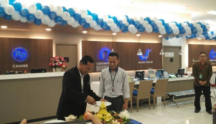 Foto Berita Buka Gerai di Cileungsi, Electronic City Patok Penjualan Rp2 Miliar