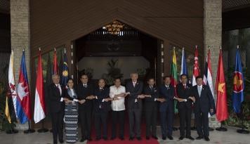 Foto Presiden Jokowi Serukan ASEAN Sebagai Solusi Dunia