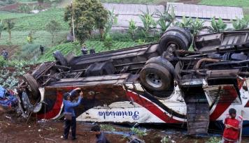Foto Jasa Raharja Naikkan Santunan Kecelakaan Hingga 100%