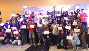 Foto Smesco Gelar Audio Exhibition Local Heroes