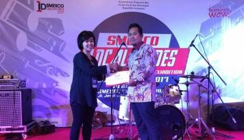 Foto Kemenkop: Alat Musik Indonesia Sudah Masuk Mancanegara