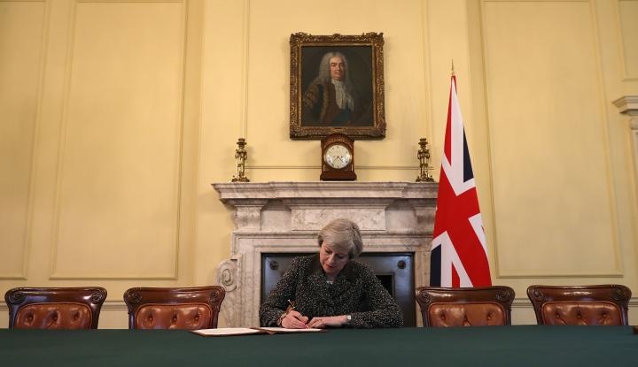 Foto Berita Inggris Tunda Pelaksanaan Brexit?