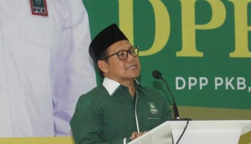 Foto PKB: Bukan Gimmick, Cak Imin Akan Dipilih Jadi Pimpinan. . . .