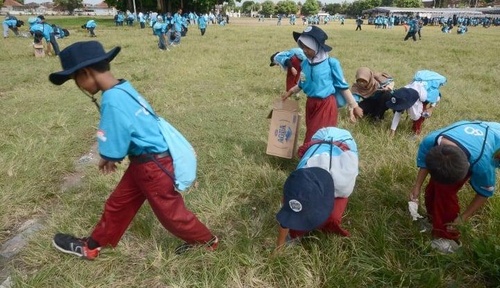 Foto Berita 1.500 Siswa Ikuti Edukasi Sampah