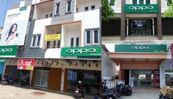 Foto Service Centre Oppo Bertambah Jadi 105