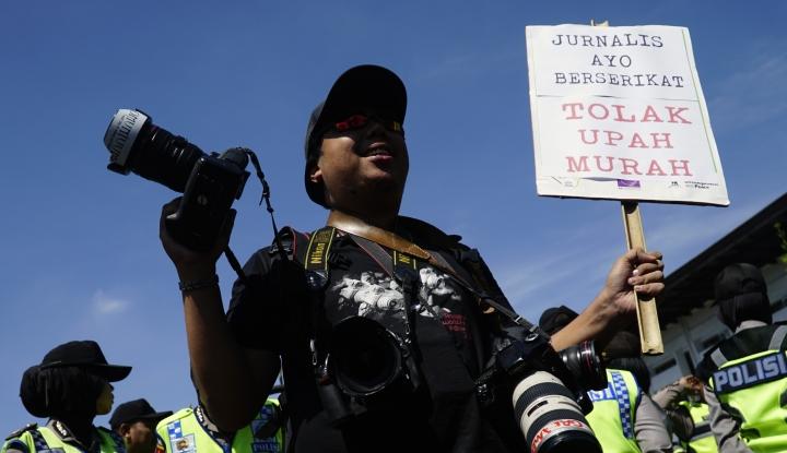 Foto Berita Sebanyak 57 Jurnalis Terima Penghargaan Oleh Dewan Pers