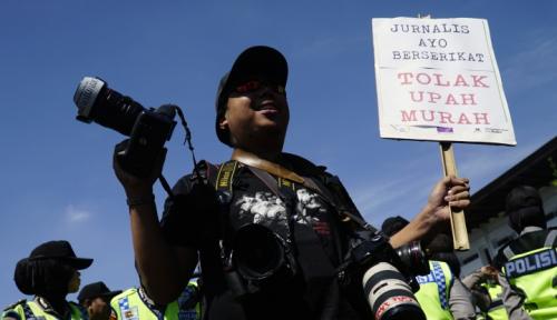 Foto Bupati Nunukan Imbau Media Tidak Provokatif