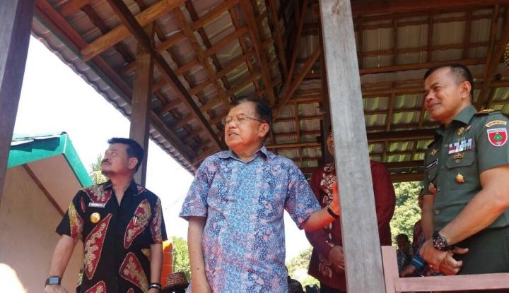 Foto Berita JK: Potensi Teror di Indonesia Masih Ada