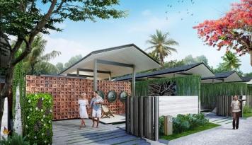 Foto AKI Pasarkan Tavisamira Bali Resort Mulai Rp3 Miliar Perunit