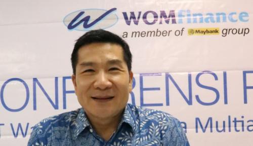 Foto WOM Finance Catat Laba Bersih Hingga Rp60.3 Miliar
