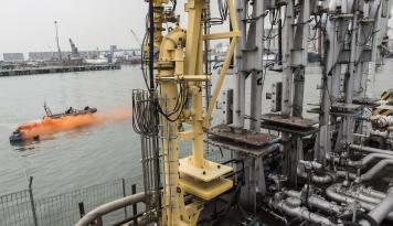 Foto Pertamina Siap Start Proyek Offshore