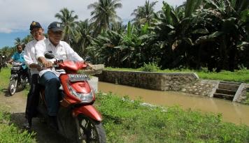 Foto Cerita Pak Basuki soal Jagung dan Erosi