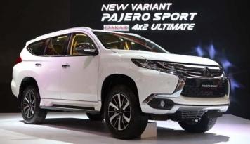 Foto Temui Bayi Bernama Pajero Sport, Mitsubishi Tak Beri Hadiah Mobil