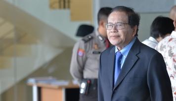 Foto Rizal Ramli Laporkan Dugaan Korupsi Impor Pangan, Kok Ada Nama PKS?