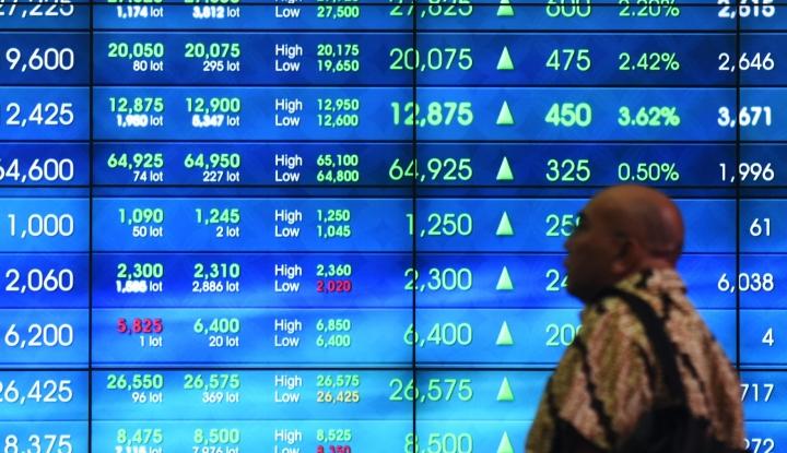 Foto Berita BEI Catat IHSG Turun 0,03% pada Pekan Ini