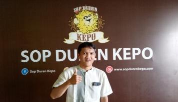 Foto Bisnis Soup Duren Kepo yang Membawa Keajaiban