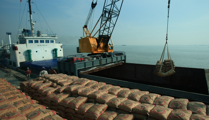 Semen Indonesia Dukung Kebijakan Pemerintah Giatkan Ekspor - Warta Ekonomi