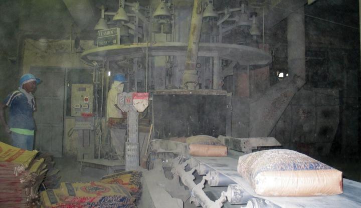 Foto Berita Semen Indonesia Bantu Tekan Emisi Gas Rumah Kaca