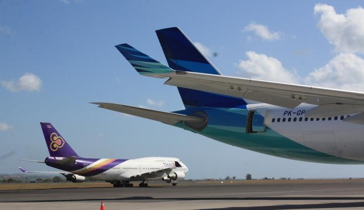 Ribut Praktik Kartel di Industri Penerbangan, Begini Tanggapan Ekonom Terkait Harga Tiket Pesawat - Warta Ekonomi