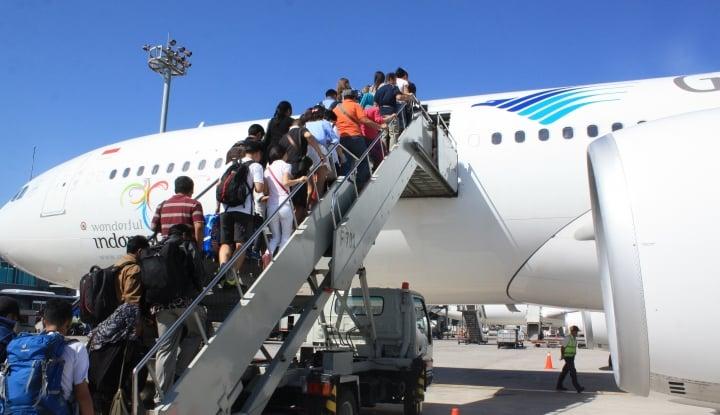 Foto Berita Ini Rute Penerbangan Baru Garuda di Awal 2018