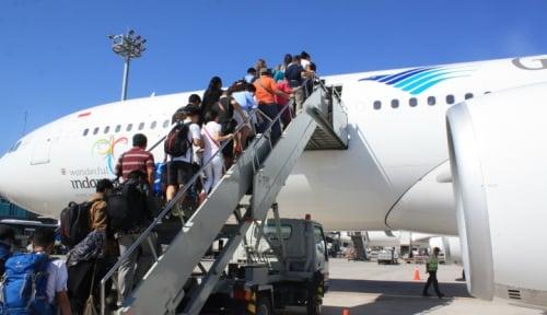 Foto Jadi Destinasi Wisata, Garuda Tambah Penerbangan ke Nias