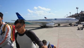 Foto Garuda Indonesia Promosikan Penerbangan Langsung ke Selayar di CFD