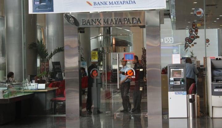 Foto Obligasi Subordinasi Bank Mayapada Diganjar Bunga 10,5% - 10,75%