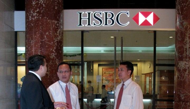 HSBC - PSF Bikin Modul Fintech bagi Para Dosen - Warta Ekonomi