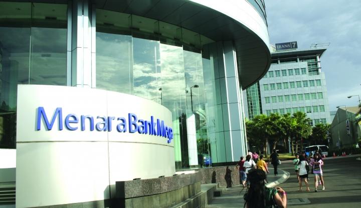 Foto Berita 2018, Bank Mega Bidik Laba Rp1,4 Triliun