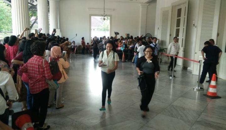 Pemprov DKI Belum Adukan Wanita yang Diduga Mau Bakar Kantor Anies Baswedan
