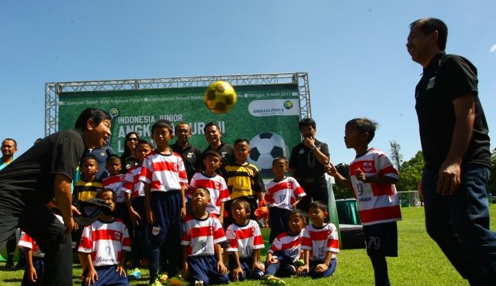 Foto Berita PSSI Sebut Anggaran Pembinaan Sepakbola Masih Cekak
