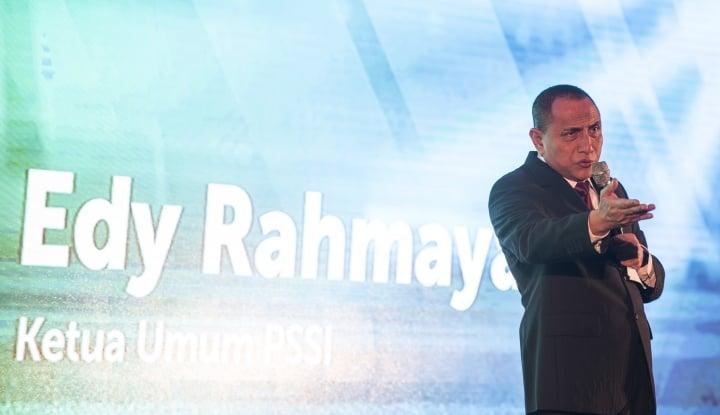 Foto Berita Edy Rahmayadi Jadi Gubernur Sumut Terpilih