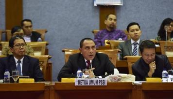 Foto Salah Putar Lagu Timnas Korsel, PSSI Tanggung Malu?