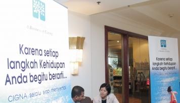Foto Cigna Indonesia Perkuat Jalur Keagenan Melalui Aplikasi Digital