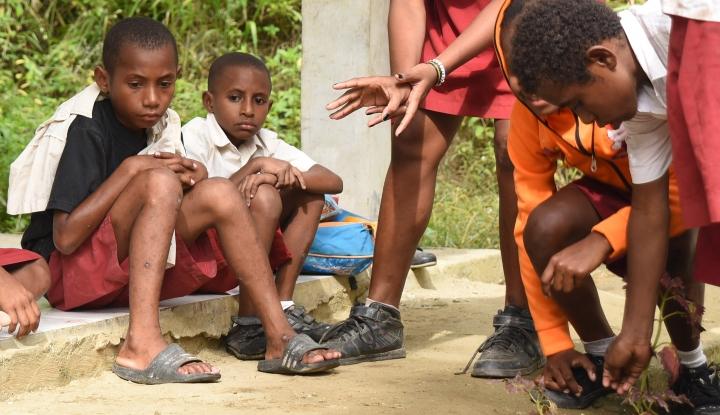 Besok Mulai Mengajar, Guru di Wamena Masih Trauma - Warta Ekonomi