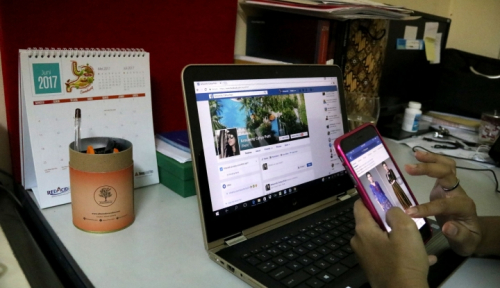Foto Internet Berkualitas Baru Dinikmati 7% Penduduk Indonesia