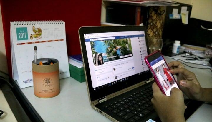 Foto Berita Panglima TNI Sebut Medsos adalah Penjajahan Gaya Baru
