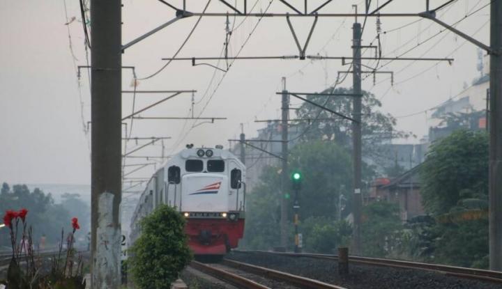 Foto Berita Kereta Api Medan-Belawan Beroperasi 9 Januari 2018