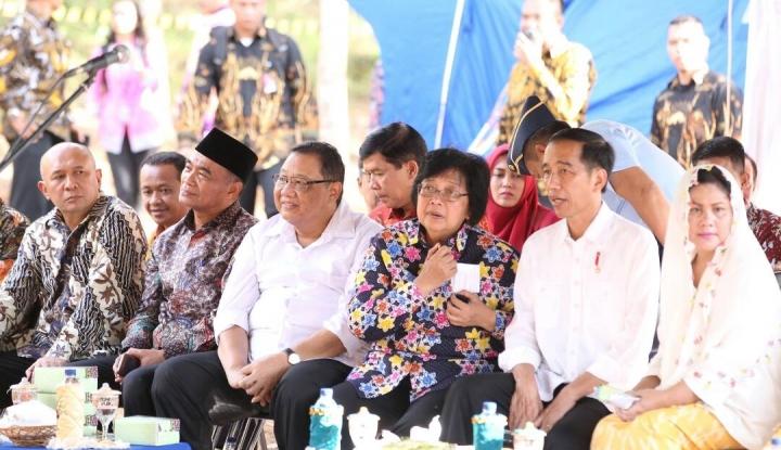 Asap Makan Korban Bayi Meninggal, Jokowi Harus Evaluasi Menterinya - Warta Ekonomi