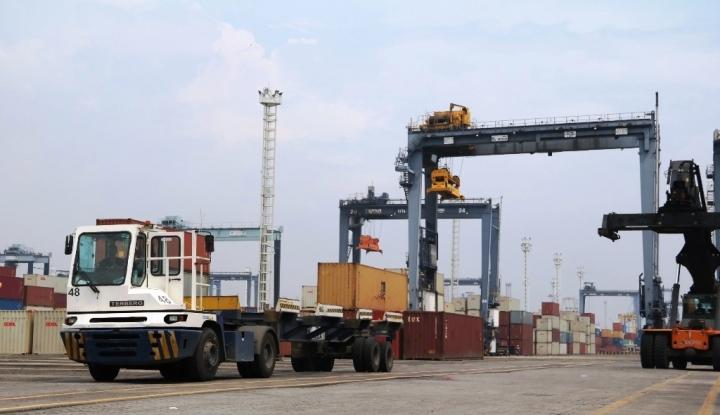 Foto Berita Januari, Nilai Ekspor Papua Turun 50,8%