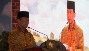 Foto Wiranto: Istilah Kriminalisasi Ulama Tidak Tepat