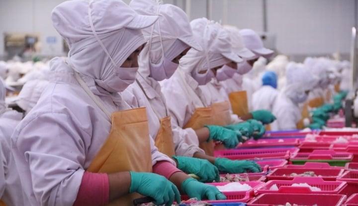 Foto Berita Mengejar Target Pertumbuhan Industri Pengolahan Ikan Nasional