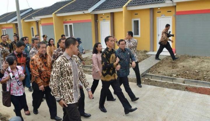 Foto Berita Kemen PUPR: Baru 2,5 Persen Pekerja Informal Terima FLPP