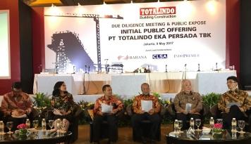 Foto Perusahaan Konstruksi Ini Peroleh Kontrak Baru Capai Rp3 Triliun