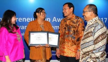Foto Citi Indonesia Gelar Citi Microentrepreneurship Awards (CMA) 2016-2017
